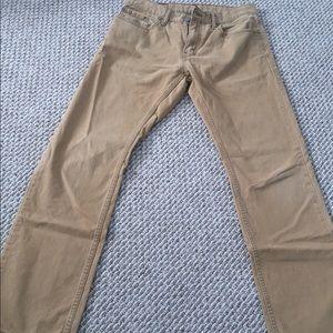 Men's 32x32 Levi's Khaki Jeans